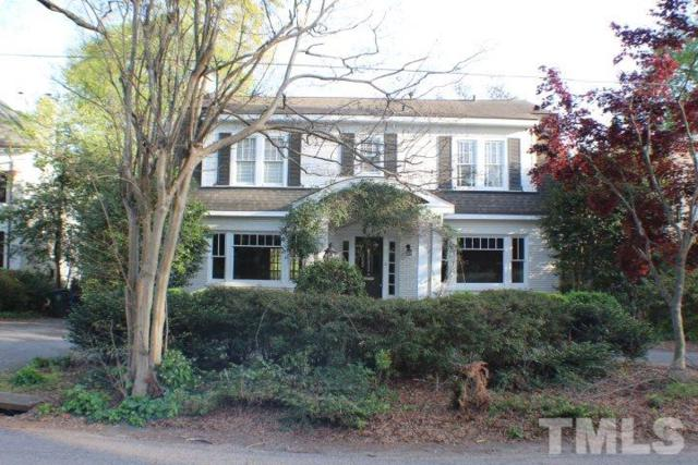 2302 Beechridge Road, Raleigh, NC 27608 (#2184872) :: Raleigh Cary Realty