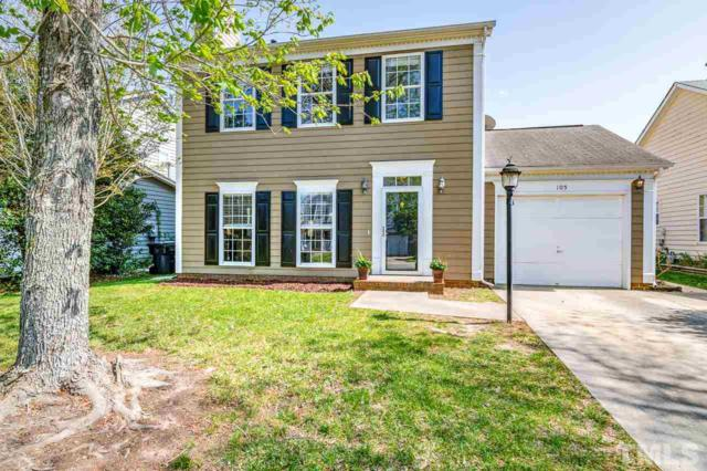 105 Marleton Way, Holly Springs, NC 27540 (#2184910) :: Marti Hampton Team - Re/Max One Realty