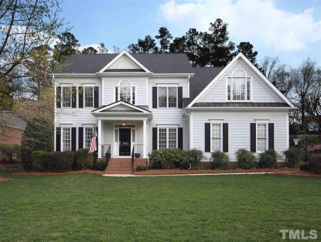108 Bruington Court, Morrisville, NC 27560 (#2184946) :: The Jim Allen Group