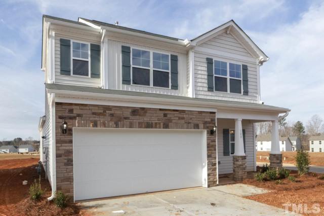 160 Cranes Nest Drive #111, Franklinton, NC 27525 (#2185009) :: Rachel Kendall Team