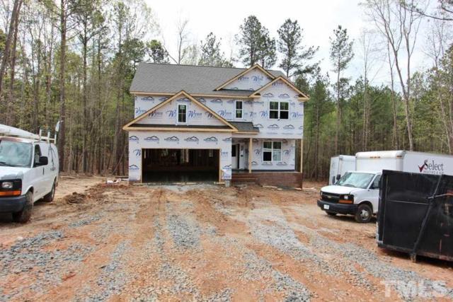 3608 Pine Needles Drive, Wake Forest, NC 27587 (#2185251) :: Rachel Kendall Team, LLC
