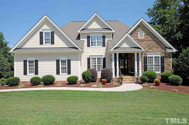25 Guernsey Court, Wake Forest, NC 27587 (#2185437) :: The Jim Allen Group