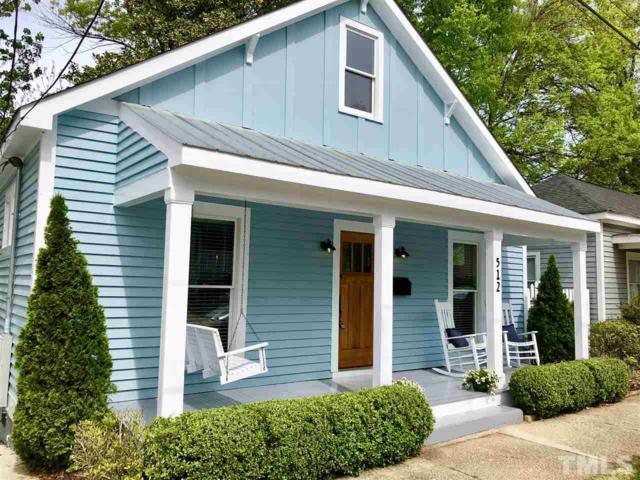 512 S Saunders Street, Raleigh, NC 27603 (#2185507) :: Marti Hampton Team - Re/Max One Realty