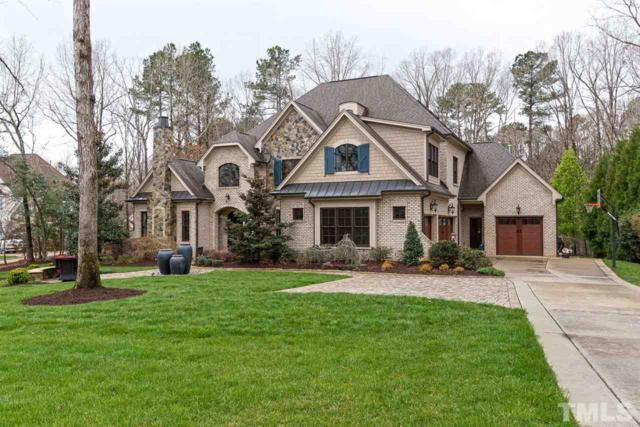 1720 Talbot Ridge Street, Wake Forest, NC 27587 (#2185653) :: The Abshure Realty Group