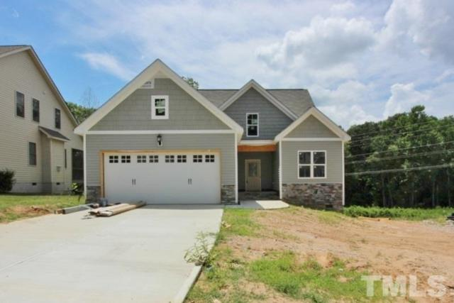 704 Richland Ridge Drive, Wake Forest, NC 27587 (#2185706) :: The Perry Group