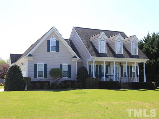 5313 Woodbrek Drive, Garner, NC 27529 (#2185710) :: Raleigh Cary Realty
