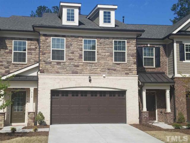 512 Fumagalli Drive, Cary, NC 27519 (#2185712) :: Raleigh Cary Realty