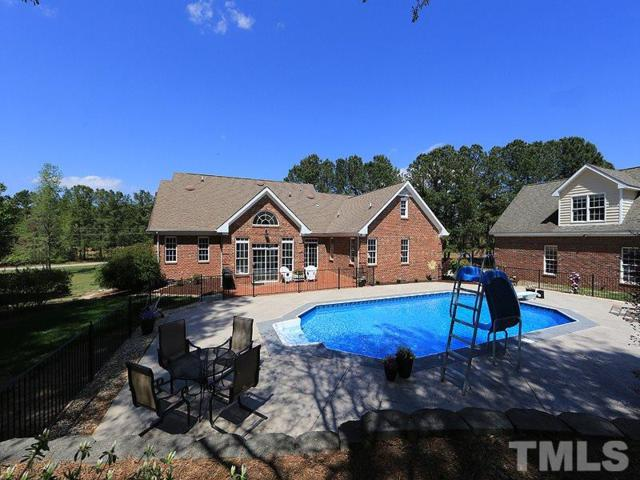 3536 Catlett Farm Road, Wake Forest, NC 27587 (#2185827) :: The Perry Group