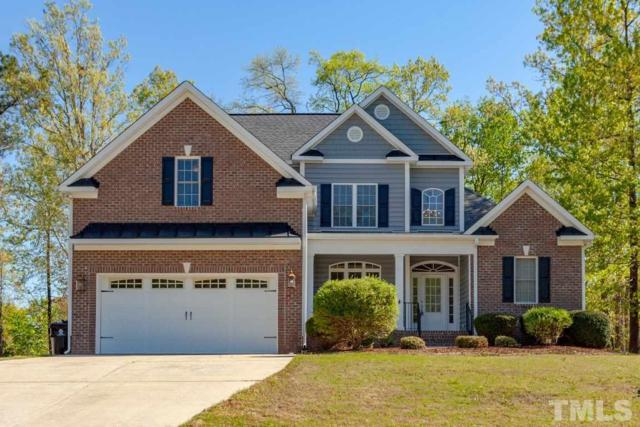 2108 Wimberly Woods Drive, Sanford, NC 27330 (#2185914) :: The Jim Allen Group