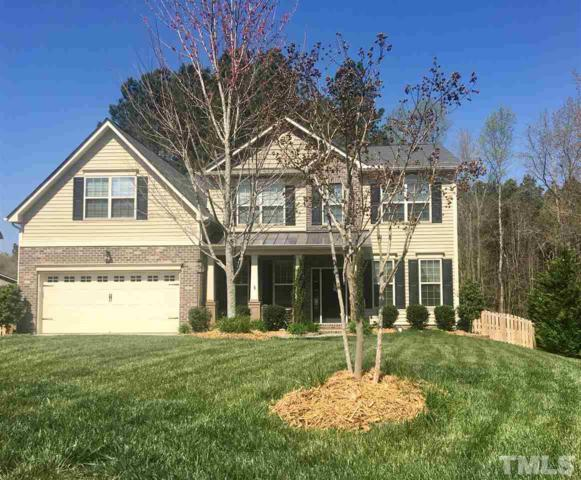 6505 Conaway Court, Wake Forest, NC 27587 (#2186195) :: The Jim Allen Group