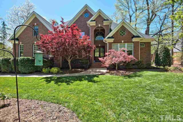 124 Colfax Drive, Chapel Hill, NC 27516 (#2186203) :: The Jim Allen Group