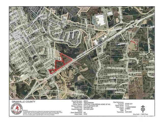 0 Outer Loop Road, Oxford, NC 27565 (#2186210) :: The Jim Allen Group
