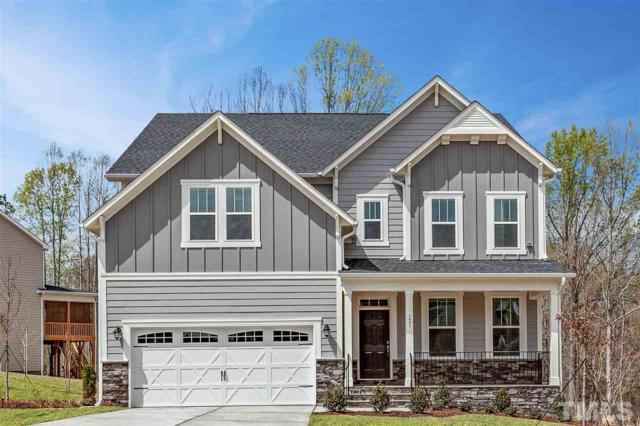 6601 Chevalier Lane Lot 236, Holly Springs, NC 27540 (#2186278) :: The Perry Group