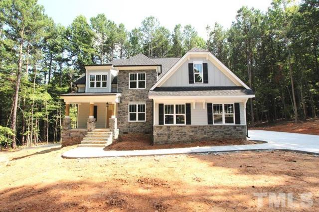 3675 Rodinson Lane, Wake Forest, NC 27587 (#2186283) :: The Perry Group