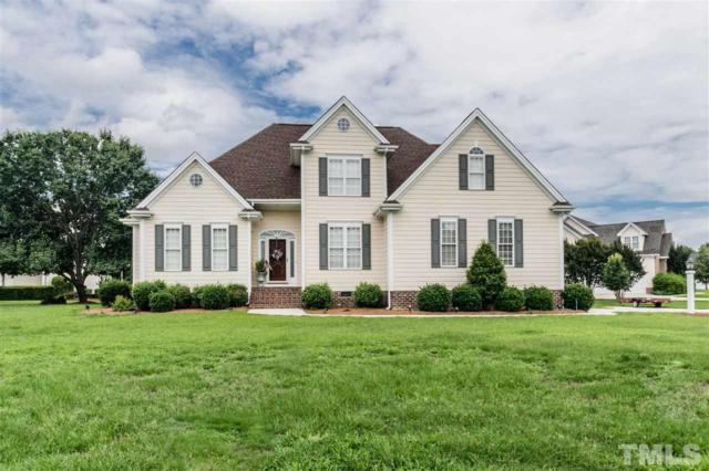 101 Christopher Drive, Clayton, NC 27520 (#2186820) :: Raleigh Cary Realty