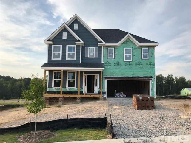 2912 Thurman Dairy Loop Lot 78, Wake Forest, NC 27587 (#2186915) :: The Abshure Realty Group
