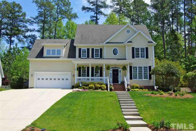 510 Edgemore Avenue, Cary, NC 27519 (#2187366) :: The Abshure Realty Group