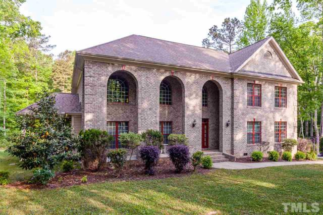 15819 New Light Road, Wake Forest, NC 27587 (#2187506) :: The Perry Group