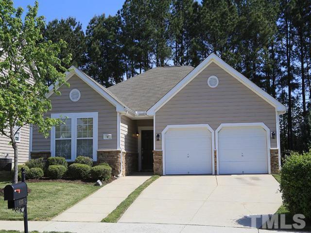 605 Ashbrittle Drive, Rolesville, NC 27571 (#2187550) :: Allen Tate Realtors
