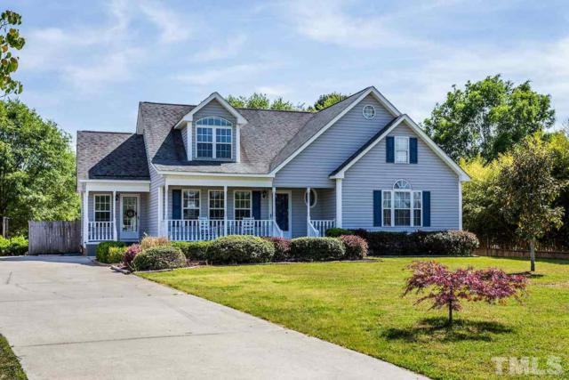 1340 Sweetclover Drive, Wake Forest, NC 27587 (#2187659) :: The Perry Group