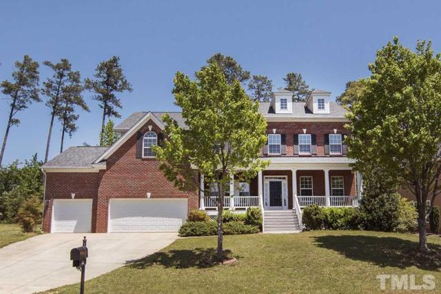 708 Rushing Falls Place, Fuquay Varina, NC 27526 (#2187730) :: The Perry Group