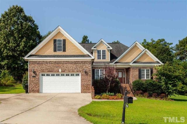 45 Wick Court, Clayton, NC 27520 (#2187908) :: Raleigh Cary Realty