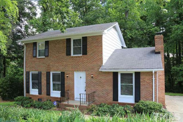 5912 Pine Tree Court, Raleigh, NC 27609 (#2188309) :: The Perry Group