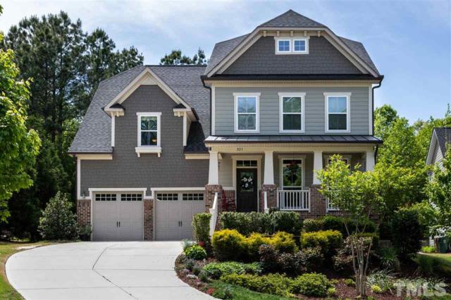 321 Dittfield Place, Cary, NC 27519 (#2189122) :: Raleigh Cary Realty