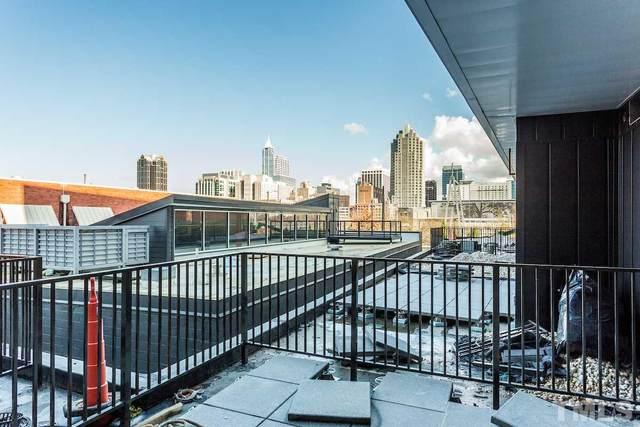 525 S West Street #204, Raleigh, NC 27601 (#2189150) :: Real Properties