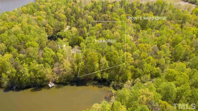 10 Pointe Mayo Road, Roxboro, NC 27574 (#2189657) :: The Abshure Realty Group