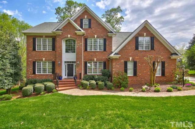202 Lake Manor Road, Chapel Hill, NC 27516 (#2189788) :: Allen Tate Realtors