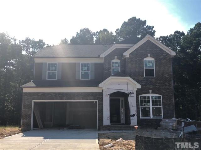 2642 Turner Pines Drive Jmg Lot 35, Apex, NC 27562 (#2189924) :: Rachel Kendall Team