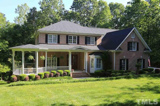 528 Vista Del Lago Lane, Wake Forest, NC 27587 (#2190173) :: The Abshure Realty Group