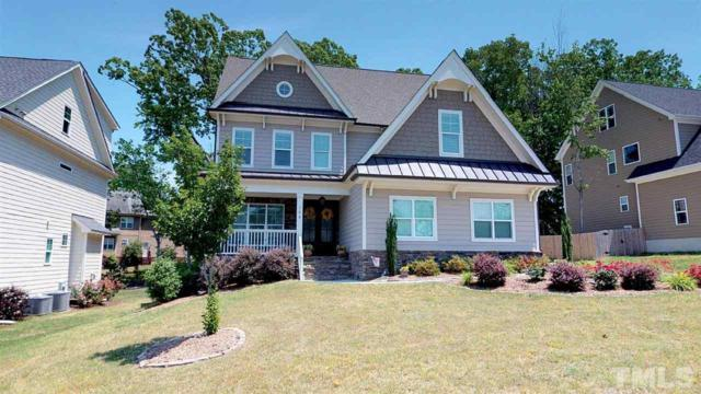 704 Hollymont Drive, Holly Springs, NC 27540 (#2190407) :: The Perry Group
