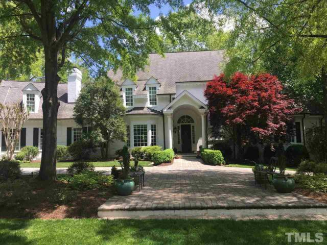 209 Lancaster Drive, Chapel Hill, NC 27517 (#2190496) :: Better Homes & Gardens | Go Realty