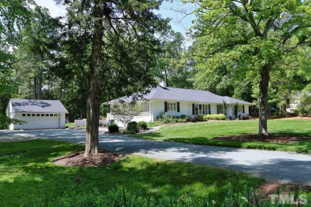 906 Arrowhead Road, Chapel Hill, NC 27514 (#2190540) :: M&J Realty Group