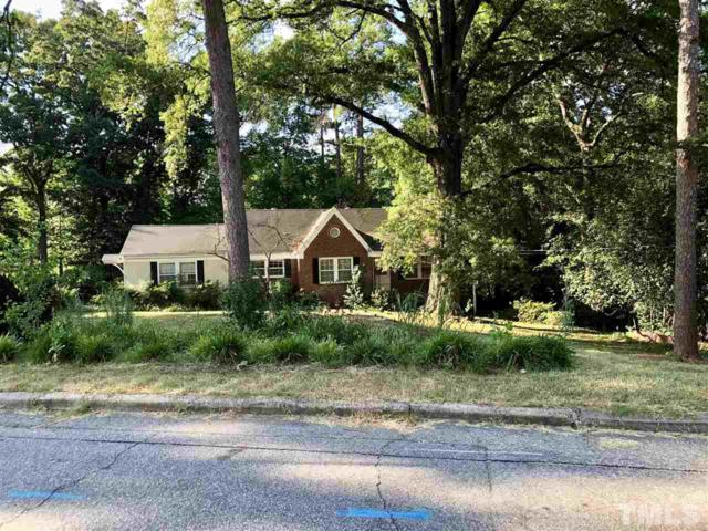 2502 Mayview Drive, Raleigh, NC 27607 (#2190713) :: The Perry Group