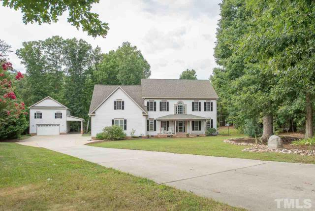 3233 Summer Oaks Drive, Apex, NC 27539 (#2190728) :: The Abshure Realty Group