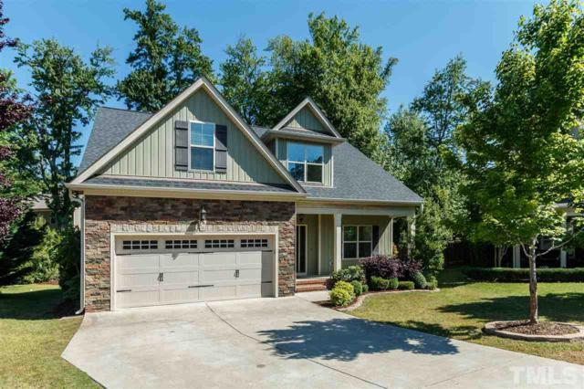40 Larkspur Court, Youngsville, NC 27596 (#2190794) :: The Perry Group