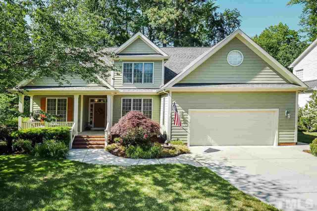 400 Briardale Avenue, Cary, NC 27519 (#2190890) :: The Abshure Realty Group