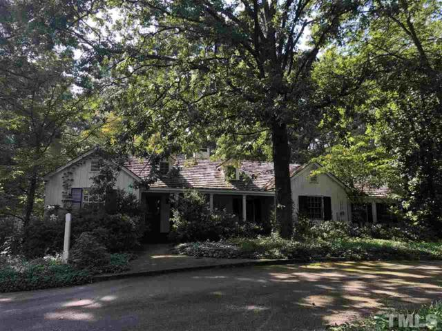1515 Dixie Trail, Raleigh, NC 27607 (#2191155) :: Raleigh Cary Realty