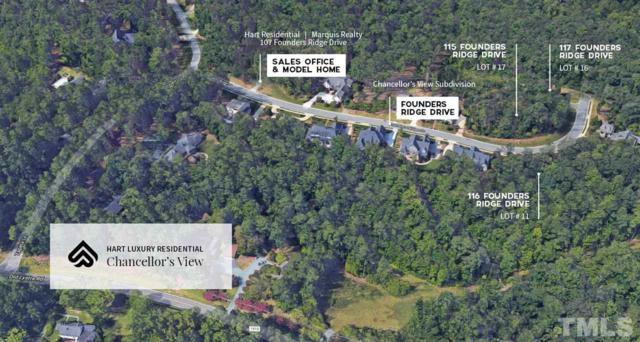 117 Founders Ridge Drive, Chapel Hill, NC 27517 (#2191194) :: Raleigh Cary Realty