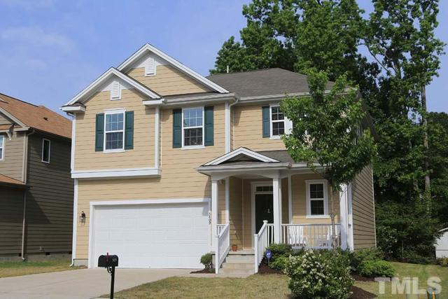 5409 Black Maple Drive, Raleigh, NC 27616 (#2191317) :: The Abshure Realty Group