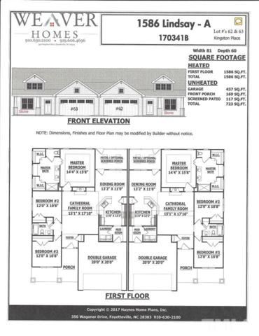 206 Kings Way, Goldsboro, NC 27530 (#2191400) :: The Perry Group