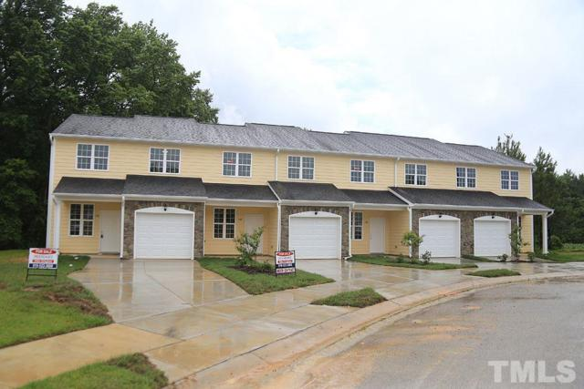 148 Sunnyview Lane #23, Clayton, NC 27520 (#2191410) :: The Perry Group