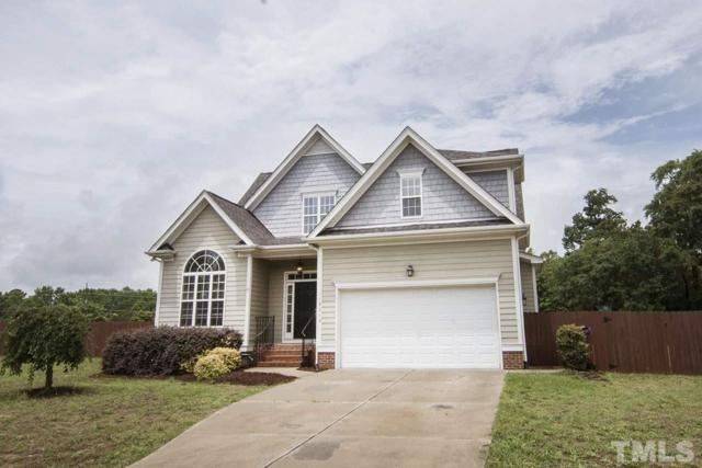 6012 Hunley Drive, Holly Springs, NC 27540 (#2191563) :: The Perry Group
