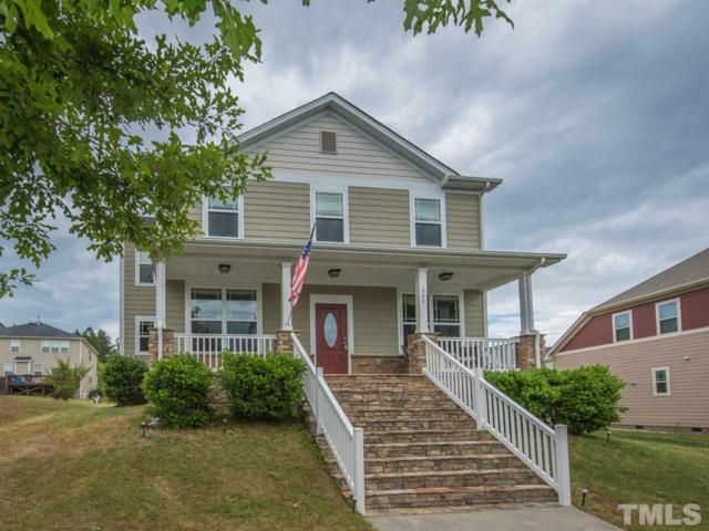 225 Austin View Boulevard, Wake Forest, NC 27587 (#2191577) :: The Perry Group