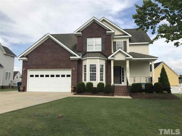 126 Creekwood Circle, Smithfield, NC 27577 (#2191692) :: The Perry Group