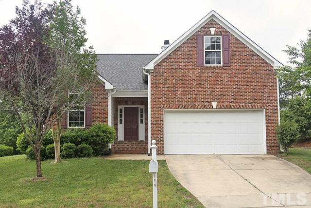 5418 Whisperwood Drive, Durham, NC 27713 (#2191853) :: M&J Realty Group