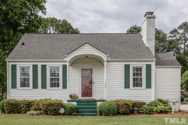 707 E Whitaker Mill Road, Raleigh, NC 27608 (#2192073) :: The Abshure Realty Group